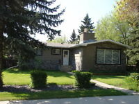 Beautiful 3 bedroom home & developed basement in Southwood S.W.