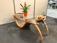 Wood&Glass Table Premium