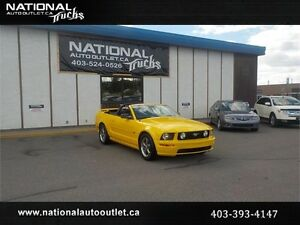 2006 Ford Mustang GT CONVERTIBLE