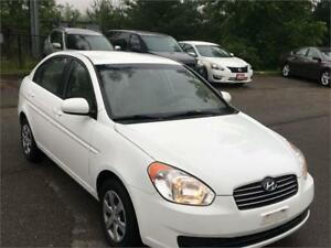 2011 Hyundai Accent L Sedan, Great Condition, Low Km!