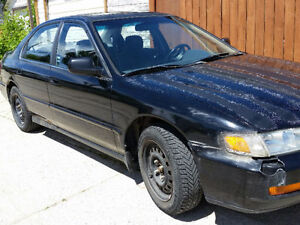 Selling Used 1997 Honda Accord Sedan