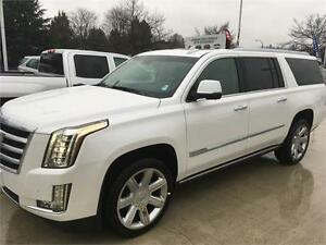 NEW 2016 Cadillac Escalade ESV Premium Collection sale is on