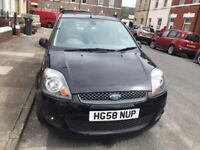 Ford Fiesta 1.4 Zetec Blue Edition 5dr 2009 full service history 2 keys one owner