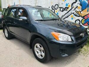 2012 Toyota RAV4 /Low Mil/No Accidents/Religiously maintained