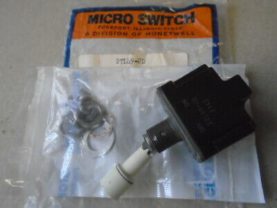 1 Ea Nos Honeywell Micro Toggle Switch W Various Applications  Pn 2tl49-2d