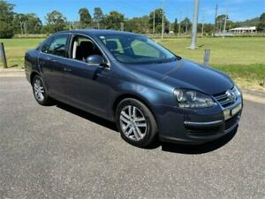 2006 Volkswagen Jetta 1KM 2.0 TDI Grey 6 Speed Manual Sedan West Gosford Gosford Area Preview