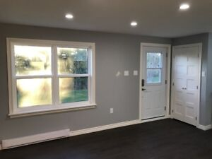 New Walkout Apartment - 2 bedroom.