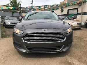 2013 Ford Fusion SE EcoBoost ----$0 DOWN FINANCING