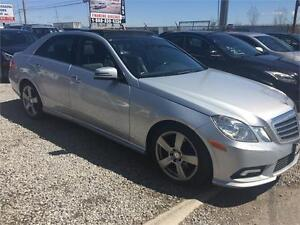 2010 Mercedes-Benz E-Class E350|NAVI|REARVIEW*|ACCIDENT FREE|