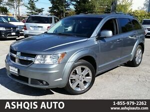 2010 Dodge Journey R/T Awd Leather 7 passengers/Back camera