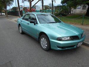 2000 Mitsubishi Magna TH Executive Green 4 Speed Automatic Sedan Somerton Park Holdfast Bay Preview