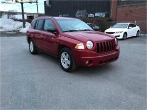 2010 Jeep Compass North Edition financement 100% approuver