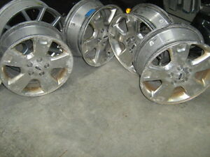 "17"" Ford Escape Rims Kitchener / Waterloo Kitchener Area image 1"