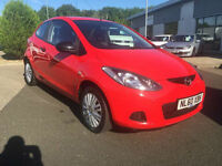 2010 60Plate Mazda2 1.3 TS Air Con 5Door