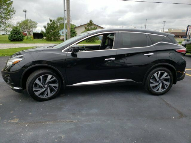 Image 2 Voiture Asiatique d'occasion Nissan Murano 2015