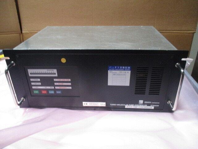 Ebara ET600W Turbo Molecular Pump Controller 600W ETC04 PWM-20M, 423293