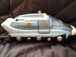 Dinky 104 Spectrum Pursuit Vehicle SPV Captain Scarlet