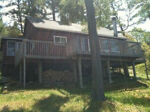 Cottage Parry Sound Archipelago 1.2 acres 215' frontage