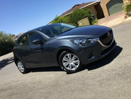 2016 Mazda 2 DJ2HAA Neo SKYACTIV-Drive Grey 6 Speed Sports Automatic Hatchback Nailsworth Prospect Area Preview