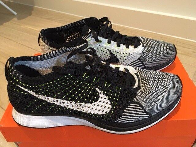 przyjazd wiele stylów na stopach zdjęcia Nike Flyknit Racer, casual style or running shoes, size 42 EUR, 26.5cm, UK  7.5 | in Hoxton, London | Gumtree