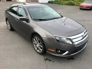 2011 Ford Fusion SEL FWD
