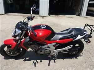 2010 Suzuki.......BAD CREDIT FINANCING AVAILABLE!!
