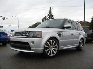 2013 RANGE ROVER SPORT SUPERCHARGED/$390 BW/ALL CREDIT ACCEPTED