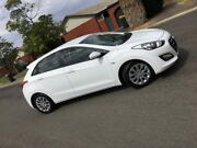 2015 Hyundai i30 GD3 Series II MY16 Active Silver 6 Speed Sports Automatic Hatchback Adelaide CBD Adelaide City Preview