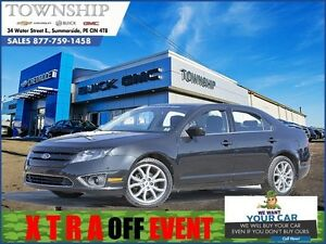 2012 Ford Fusion SE - $8/Day - Automatic - Alloy Wheels - Low KM