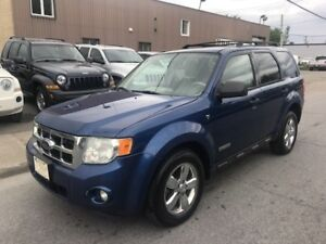 2008 Ford Escape XLT AWD AUTOMATIQUE FULL AC MAGS