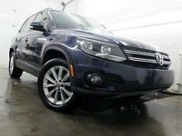 2012 Volkswagen Tiguan Highline AWD CUIR TOIT PANOR MAGS 86000KM