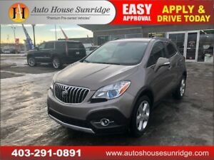 2015 Buick Encore Leather NAVIGATION BACKUP CAMERA