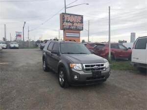 2010 Ford Escape XLT***170 KMS***4 CYLINDER***CERTIFIED***
