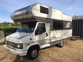 Fiat Ducato Motorhome (With new Engine)