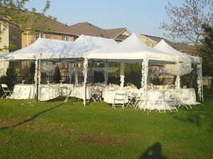 Tents Chairs Tables Speakers Food wares for rent!! Oakville / Halton Region Toronto (GTA) image 6
