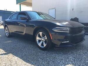 2015 Dodge Charger SXT ~ Dual Exhaust ~ Alpine Sound ~ $172 B/W