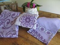 Double Retro Duvet Cover and Matching Pillowcases Home Day Van Camper Caravan Free Postage