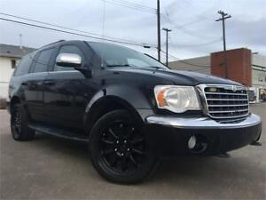 2007 Chrysler Aspen Limited 4X4= DVD = LEATHER - SUNROOF- REMOTE