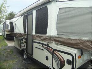 New Rockwood Hard Top 2514G...more than just a tent trailer!!!