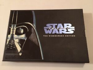Star Wars Trilogy VHS Set - preowned