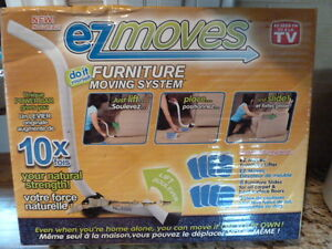EZ Moves Furniture Mover As Seen on TV NEW