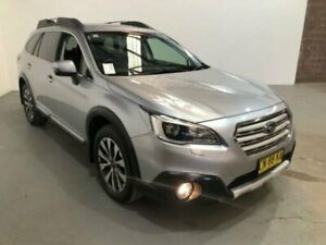 2017 Subaru Outback B6A MY17 3.6R CVT AWD Silver Constant Variable Wagon Kooringal Wagga Wagga City Preview