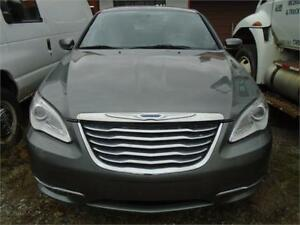 2013 Chrysler 200 Touring- Certified