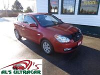 2010 Hyundai Accent GL Coupe Manual only $74 bi-weekly!