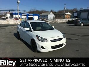 2013 Hyundai Accent L HEATED SEATS STARTING AT $75.42 BI-WEEKLY