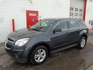 2011 Chevrolet Equinox AWD ~ 121,000km ~ Remote start ~ $11,999