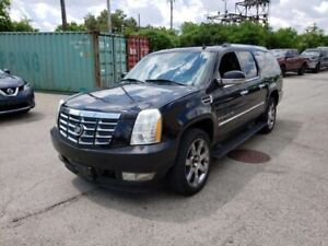 2007 Cadillac Escalade ESV Escalade ESV - Long body - Leather -