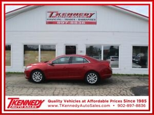 2014 Chevrolet Malibu LT ** 2.0 LITRE TURBO 259HP **