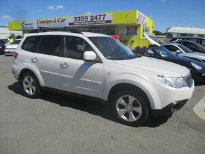 2009 Subaru Forester S3 MY09 XS AWD White 5 Speed Manual Wagon Kedron Brisbane North East Preview