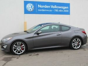 2013 Hyundai Genesis Coupe 3.8L V6 GT - 306 HP ! - NAV / HEATED
